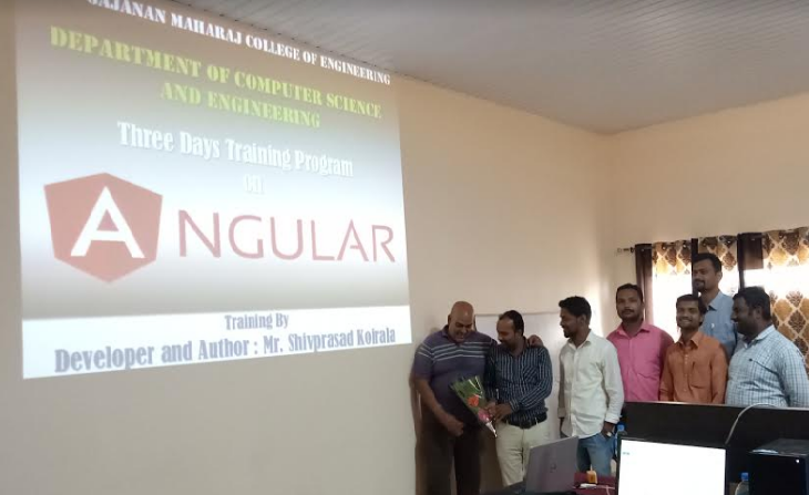 3 DAYS ON ANGULAR JS WORKSHOP 2018 BY SHIVKUMAR KO