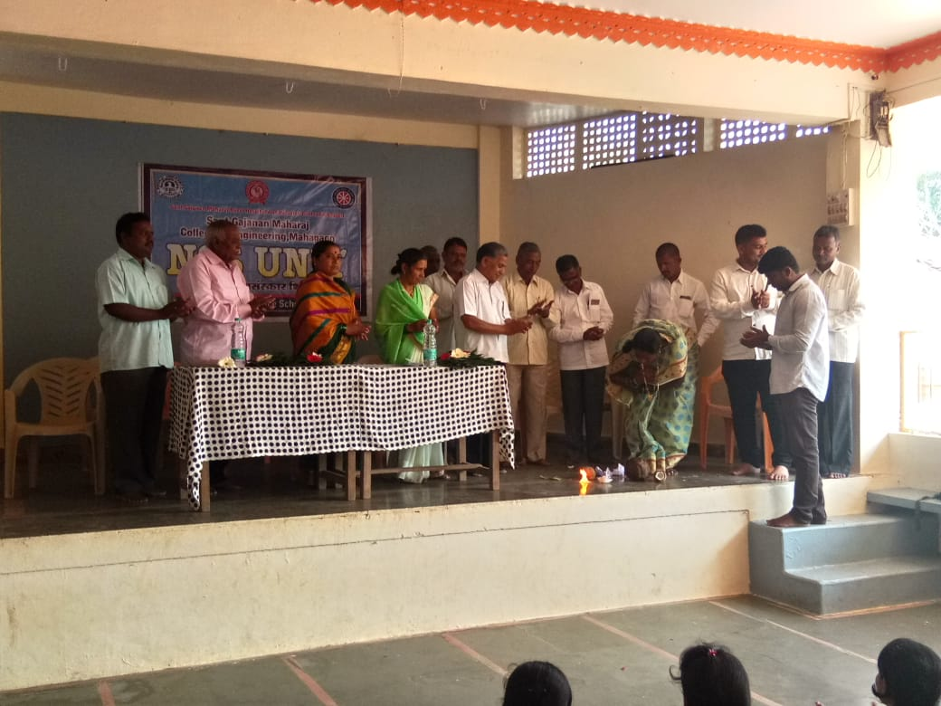 NSS CAMP INAUGURATION CEREMONY AT ATYAL VILLAGE 20